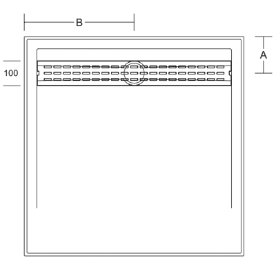 KSBB26CW - dimensions
