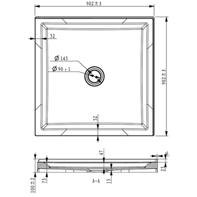 kimberley-shower-base-dimensions