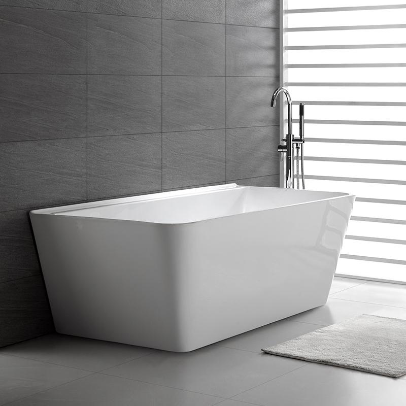 Aria Freestanding Bath Insitu