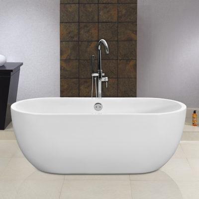 CIA Contour Free Standing Bath HA670
