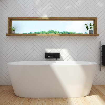 Coll Freestanding Bath Insitu
