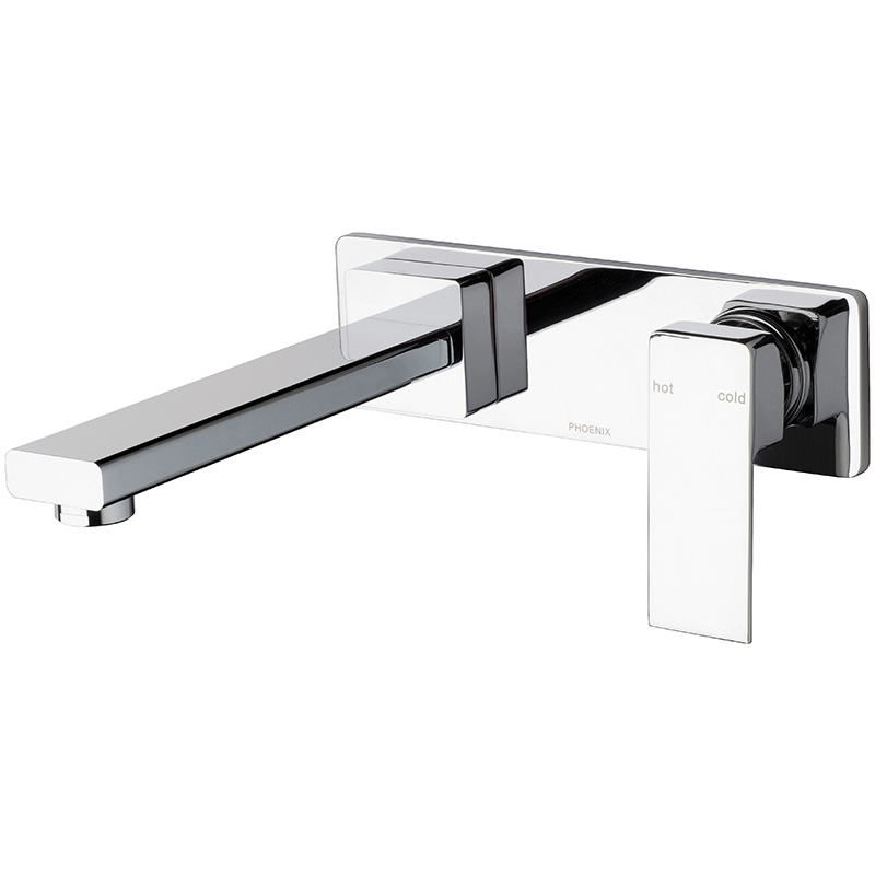 Radii wall basin or bath mixer set derwent park plumbing for Bathroom cabinets 200mm wide